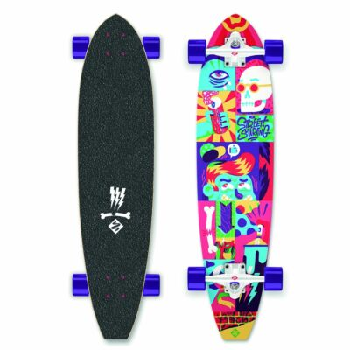 STREET SURFING CUT KICKTAIL 36 COMICS